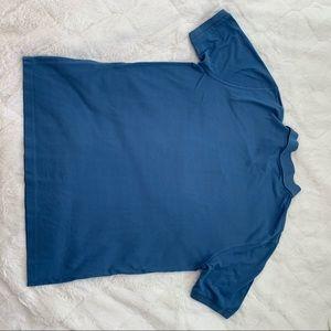 Louis Vuitton Shirts - Louis Vuitton blue polo 4L- XXL